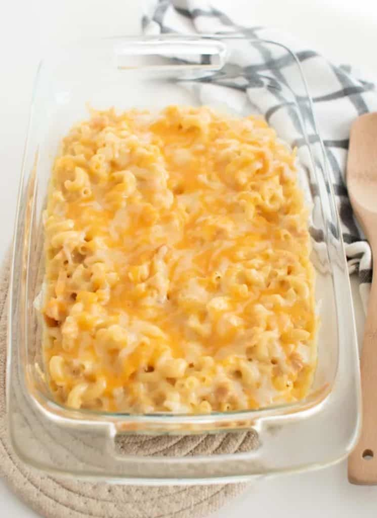 chicken mac and cheese