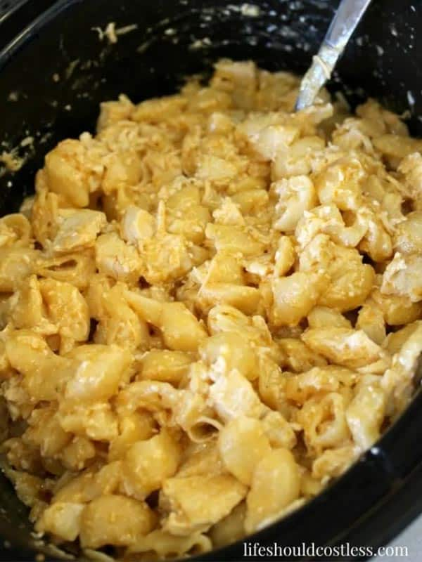 easy crockpot pasta